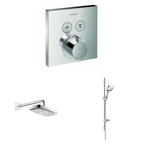 douchekranen uitverkoop hansgrohe showerselect inbouw doucheset compleet