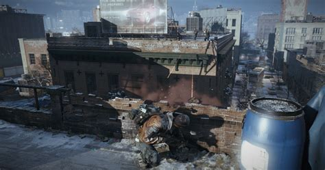 Topi Trucker Tom Clancy S The Division 02 Warna tom clancy s the division gets new rooftop battle screen