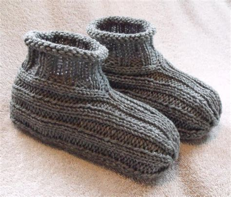 free patterns slippers 10 free knitted slipper patterns