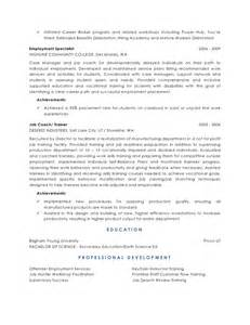 direct support professional resume sle support services resume