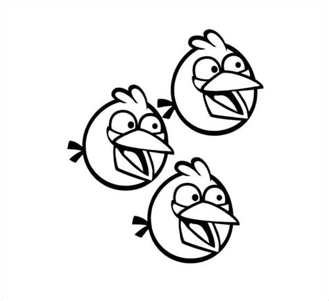 angry birds coloring pages that you can print 20 bird coloring pages jpg ai illustrator download