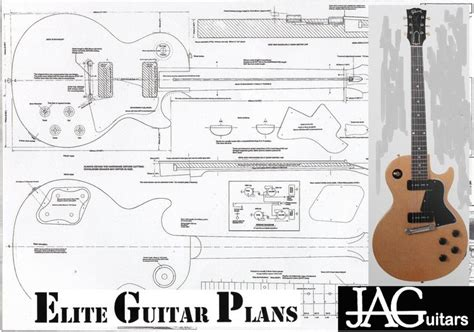 guitar design template les paul template printable invitation templates