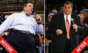 Governor Christie Detox Beds by Weight Loss Before After Photos Chris Models Picture