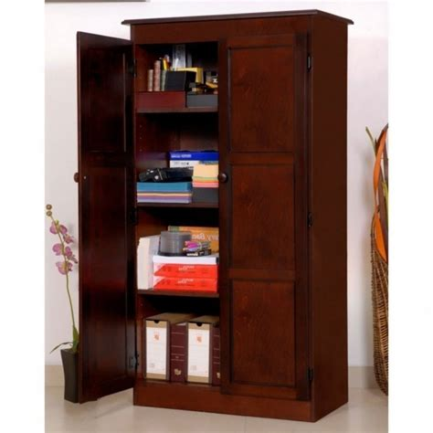 large storage cabinet with doors storage designs