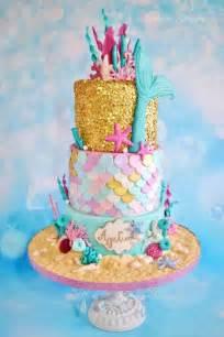 17 ideas mermaid birthday cakes mermaid cakes ariel cake mermaid