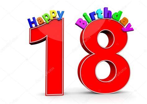 imagenes de cumpleaños numero 23 el gran rojo n 250 mero 18 con feliz cumplea 241 os foto de