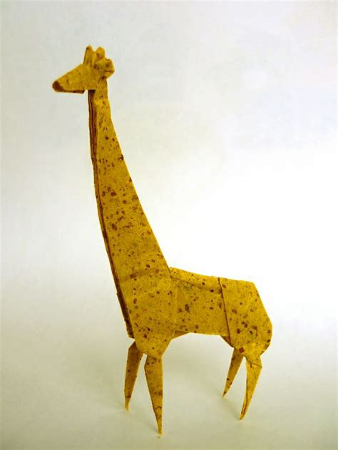 3d Origami Giraffe - 131 best images about origami on