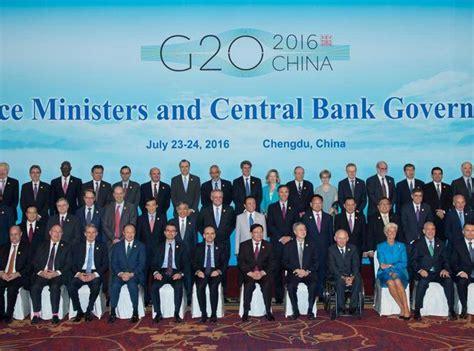 Vicenza G20 g20 2016 padoan le banche italiane sono solide corriere it