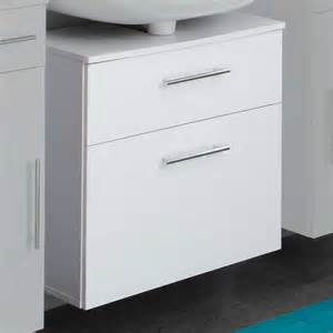waschbeckenunterschrank schubladen waschbeckenunterschrank gesdana in wei 223 h 228 ngend pharao24 de