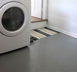 Good Laundry Room Colors - 3 types of recommended laundry room floor paints flooring ideas floor design trends