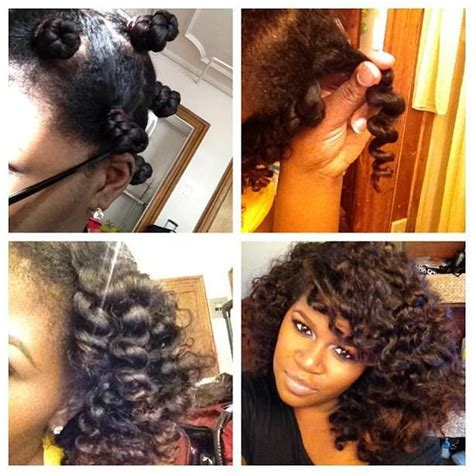 how to bantu knot out natural hair style youtube bantu knots hairy carey pinterest