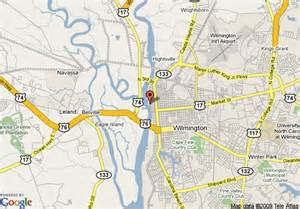 map of wilmington riverside wilmington