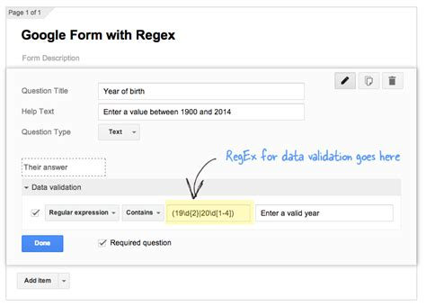 check date format javascript regular expression useful regular expressions for data validation in google forms