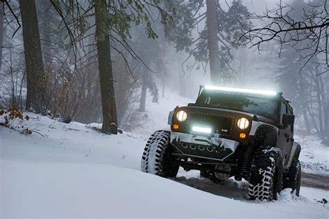 Jeep Snow Tires Give Your Jeep A Winter Check Up With Help From Morris 4x4