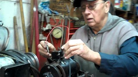 setting polarity  adjusting output   auto lite