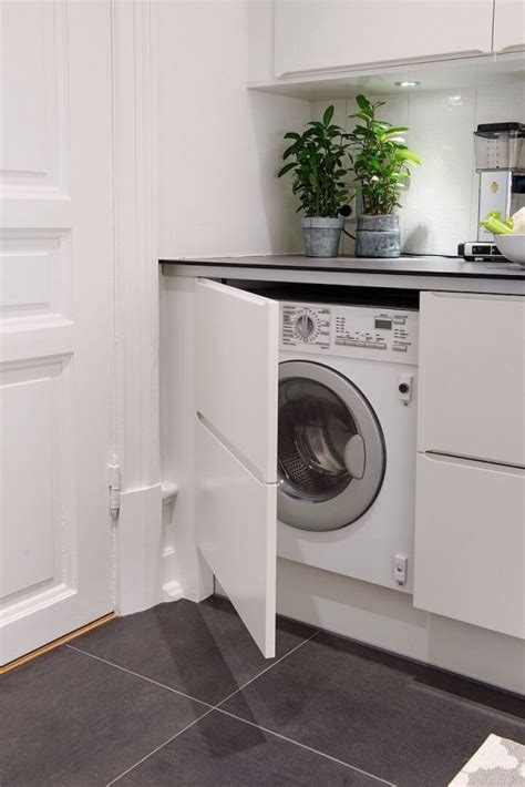 how to hide washer and dryer in bathroom 23 creative ways to hide a washing machine in your home