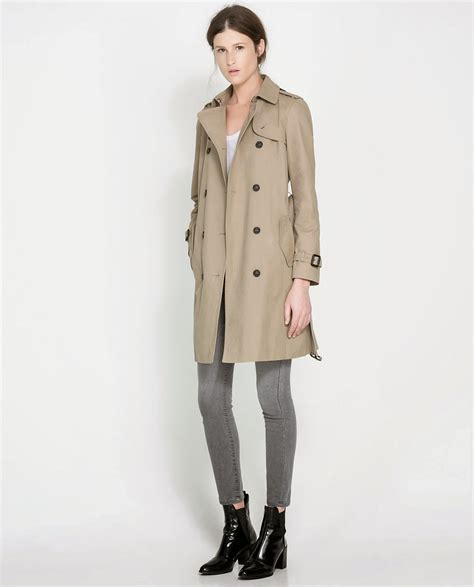 You Asked We Found Britneys Trench Coat by Looks From The Back Buy This So We Don T To