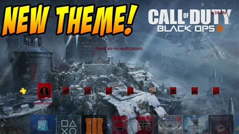 themes ps4 call of duty new der eisendrache ps4 theme call of duty black ops 3