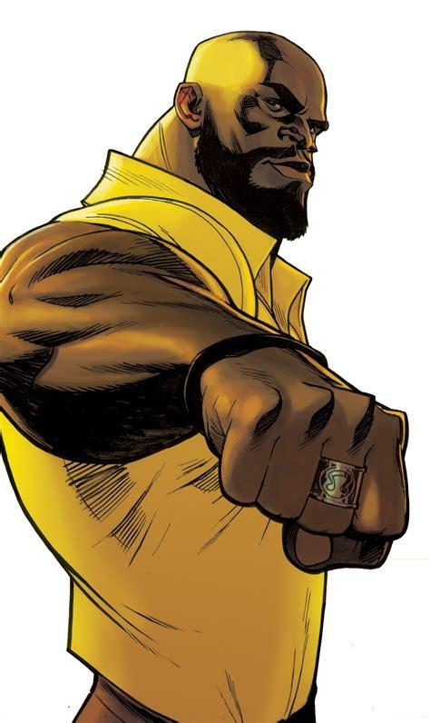 Luke Cage Luke Cage Character Comic Vine