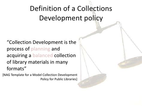 collection policy template image collections templates