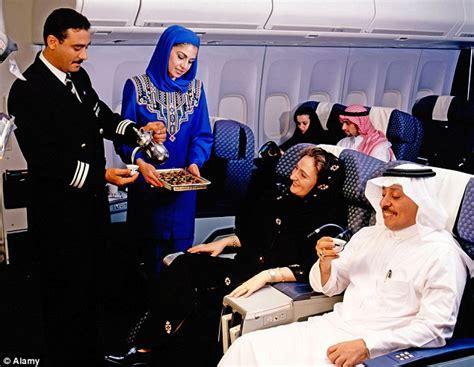 saudi arabias national airline  introduce gender