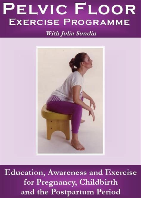 Pelvic Floor Exercise Pregnancy by Click Here To Read The Front Of The Cd Cover