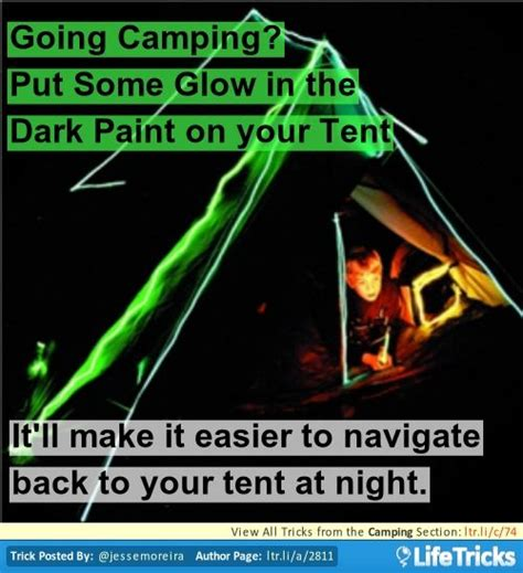 glow in the paint lifespan 1000 images about cing hacks tips and tricks on