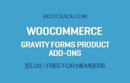 W00c0mmerce Product Add Ons V2 9 0 1 woocommerce gravity forms product add ons v3 1 0 gfxscript