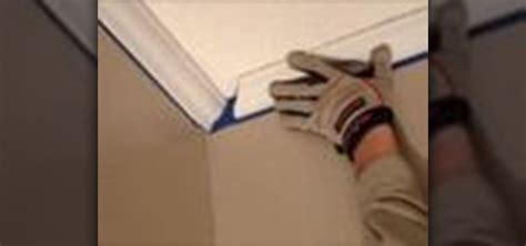 how to install crown molding on your cabinets how to install crown molding on your ceiling