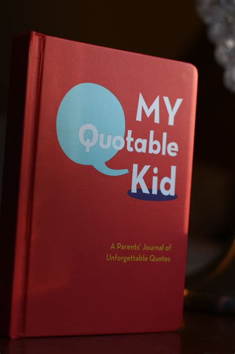 health yahoo beauty my quotable kid a parents journal of unforgettable auto