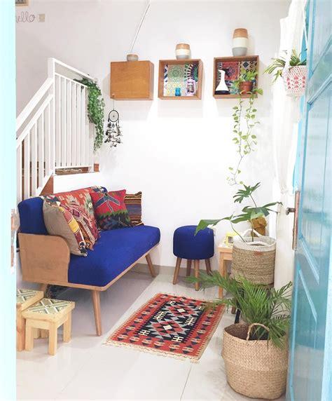 warna cat ruang tamu rumah biasa hombaru