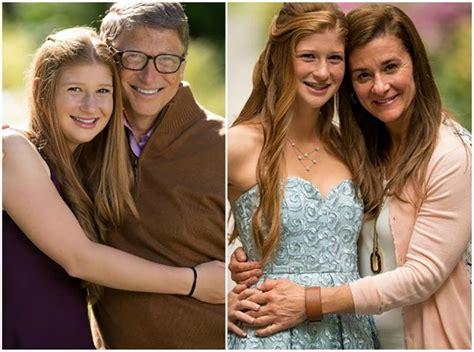 biography of bill gates family photos jennifer katharine gatess sister phoebe adele