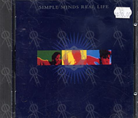 Cd Simple Minds Real simple minds real album cd records