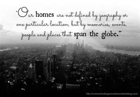 homes   defined  geography