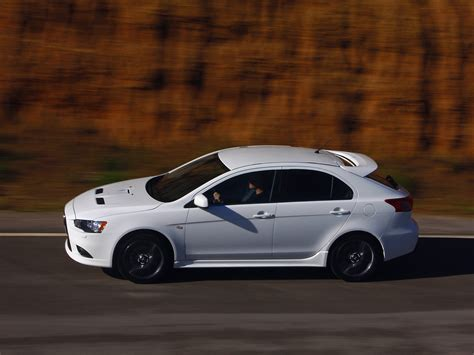 mitsubishi hatchback lancer x ralliart hatchback 10th generation lancer