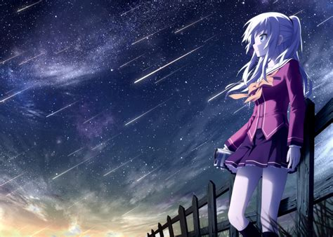 wallpaper anime zenfone 5 nao tomori lonely charlotte anime girls wallpaper hd 2015