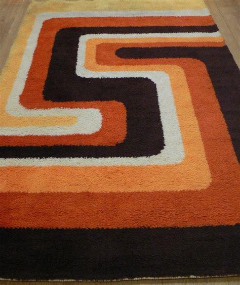 70s rug retro carpet carpet vidalondon