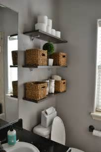 decorating ideas for bathroom shelves 25 best ideas about small bathroom storage on