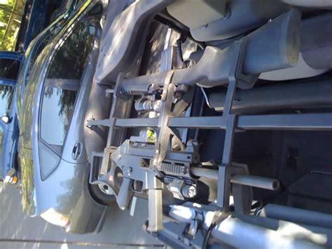 Gun Rack For Jeep Wrangler Mounted My Gun Rack Today