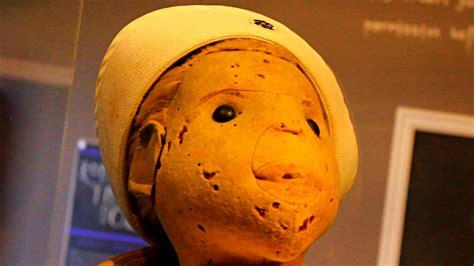 haunted doll robertina robert the doll extremely creepy haunted doll