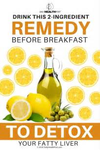 Can You Detox A Liver In 2 Weeks Web by Drink This 2 Ingredient Remedy Before Breakfast To Detox
