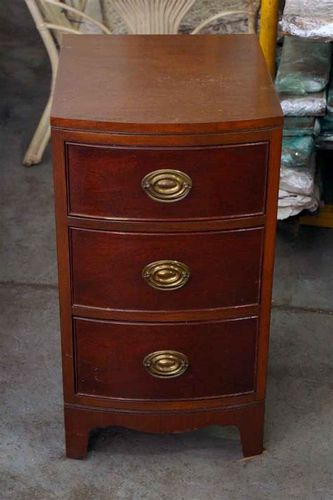 1940s bedroom furniture 1940s mahogany bedside table olde good things