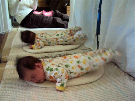 Baby Floor Bed by Floor Bed Montessori On The
