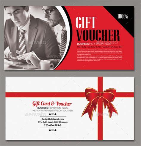business gift voucher template business voucher template 20 free psd eps format