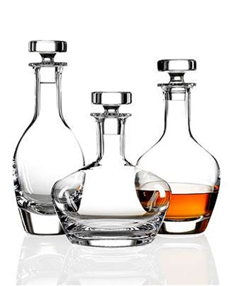 Barware Entertaining Collection Villeroy Boch Barware Scotch Whiskey Carafe Collection