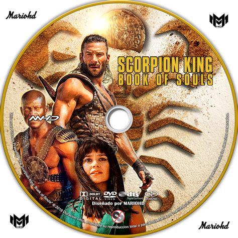 scorpion king book  souls coversmovies