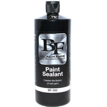 blackfire paint sealant  oz  shipping