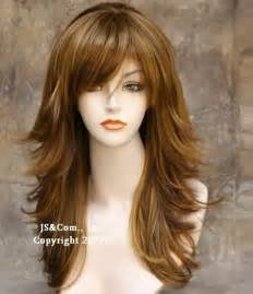 lots of layers fo hair short layers head transplant and long side bangs on pinterest