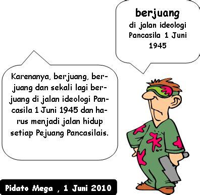 Pancasila Dan Kejawen 7 pidato mega 1 juni 2010 buku mengerti pancasila memahami diri sendiri cara jawa mulai jaman