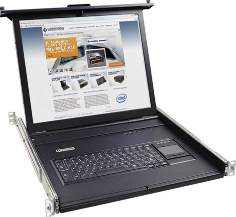 rugged computer monitor displays